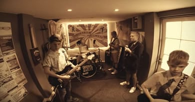 The Masterplan in the Green Room Sessions