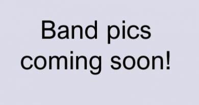 Band pics coming soon